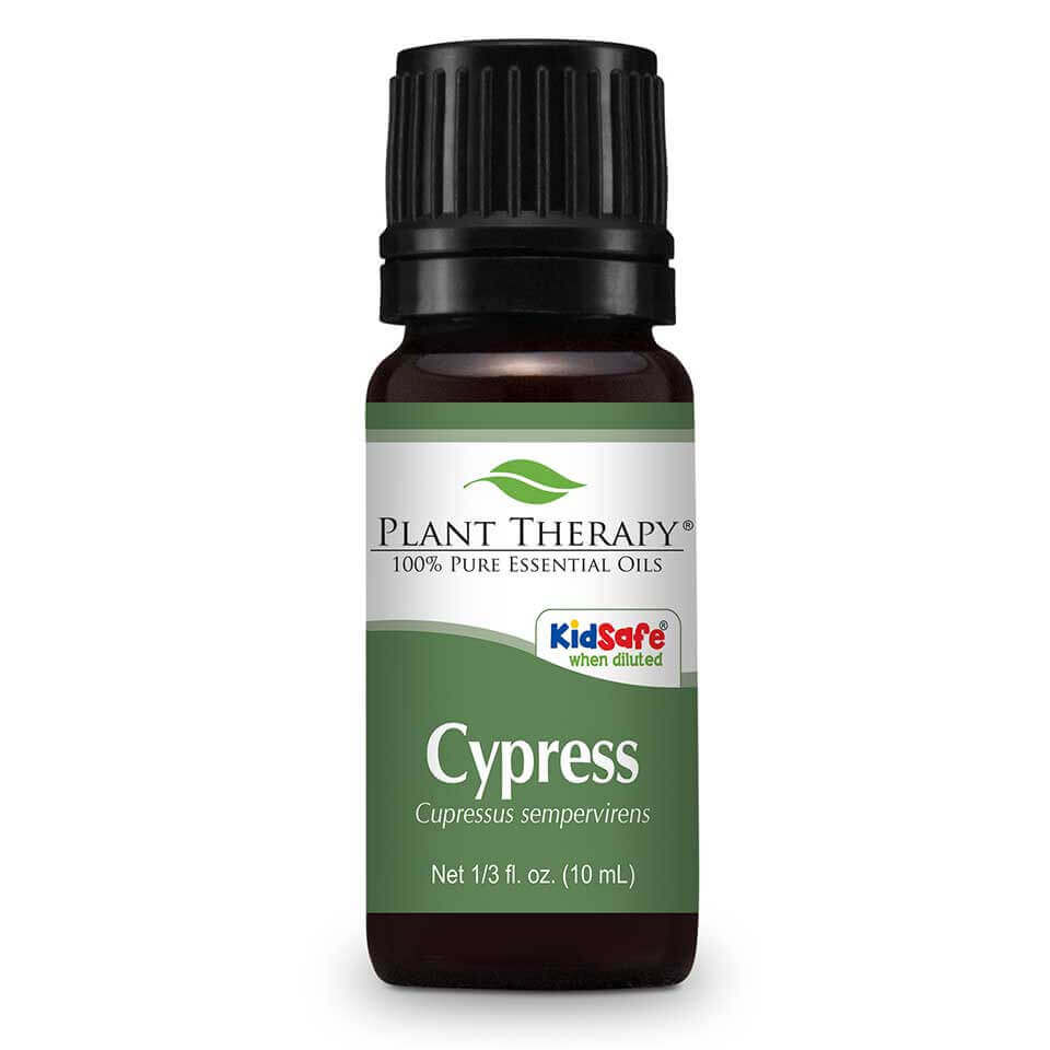 Cypress Essential Oil 10 mL