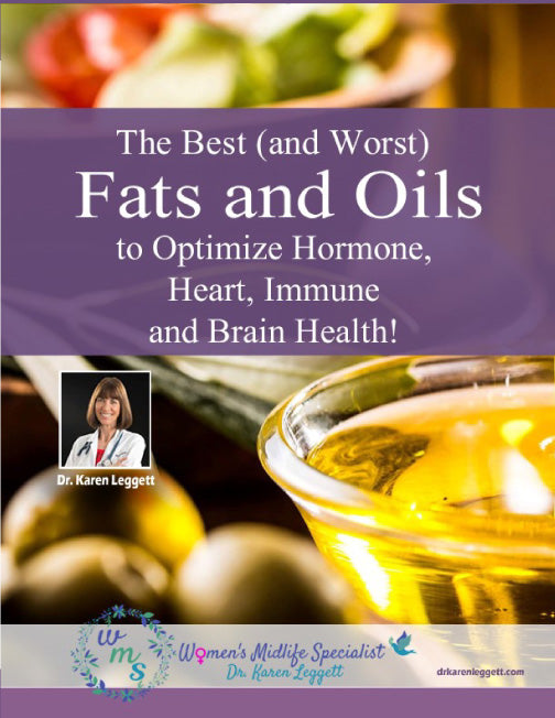 The Best (and Worst) Fats and Oils
