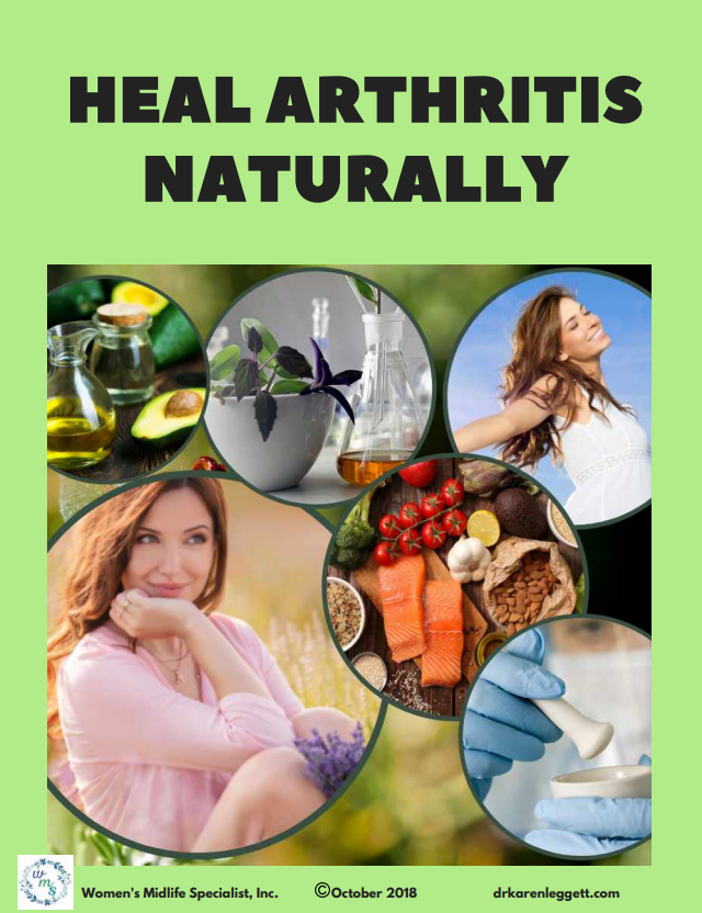 Heal Arthritis Naturally