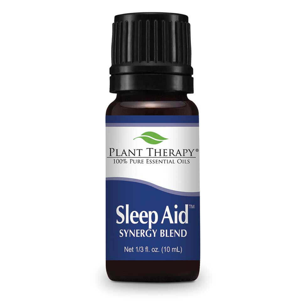 Sleep Aid Synergy Essential Oil 10 mL
