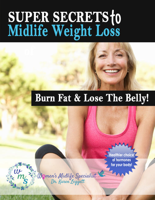 Super Secrets to Midlife Weight Loss