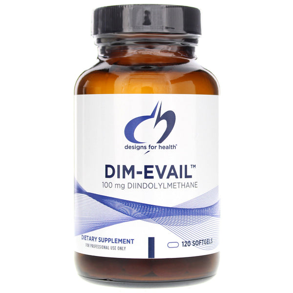 DIM-Evail™ 100mg - 120 Softgels