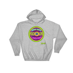 """Original Bring Back Flower Power"" Unisex Hoodie"