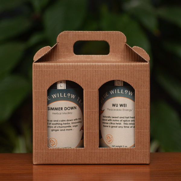 Mellow Out Herbal Gift Set
