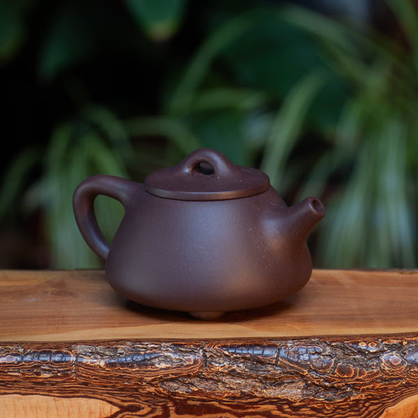 Purple Shi Piao Yixing pot