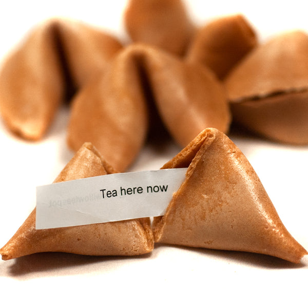 Tea Fortune Cookies