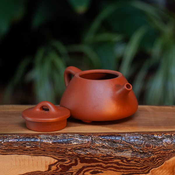 Red Shi Piao Yixing pot