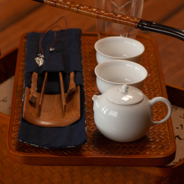 Bamboo Tea Basket
