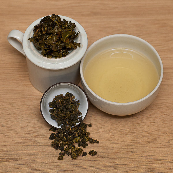 Green Dragon Oolong