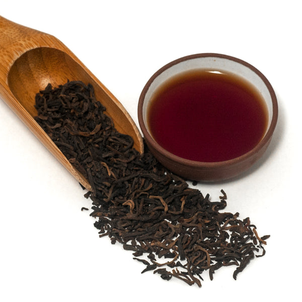 2018 Wild Forest Tips Puerh