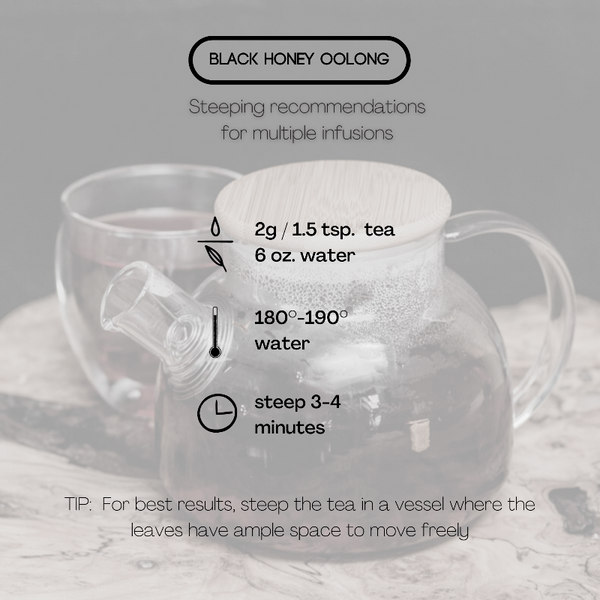 Black Honey Oolong