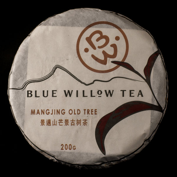 Old Tree Sheng Puerh