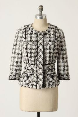 Anthropologie Elevenses Boucle Jacket - SALE!!