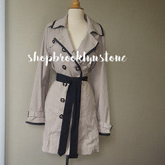 Belted Trench Coat - SALE!!