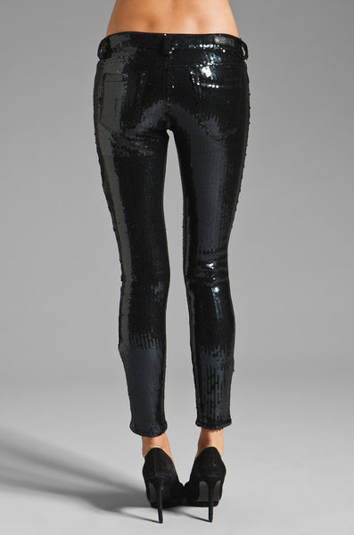 Blank NYC Spray On Sequin Pants-SALE!