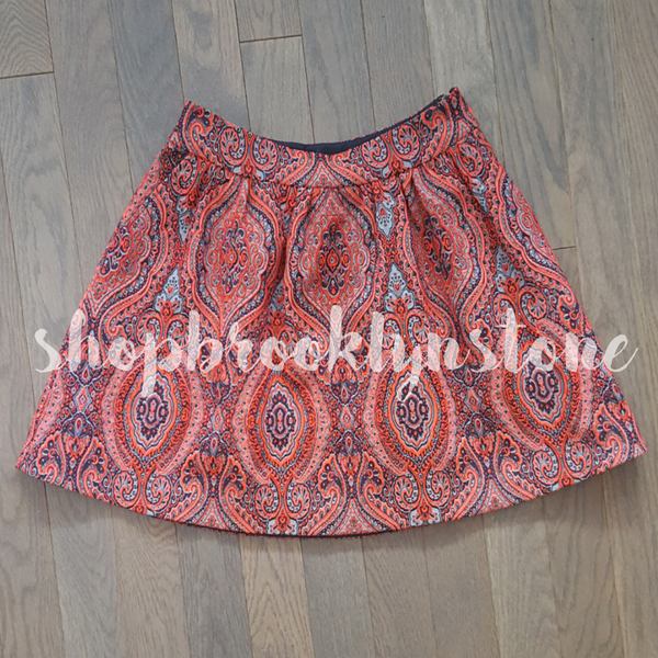 "Anthropologie ""Karavi"" Print Skirt-SALE!"