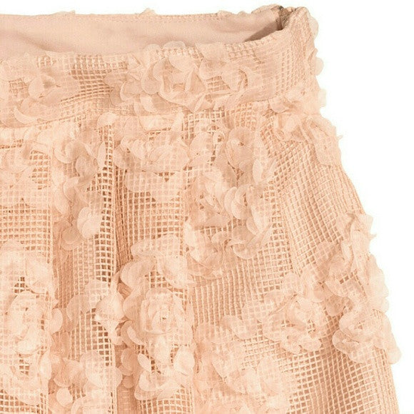 H&M Chiffon Flower Skirt-SOLD!!