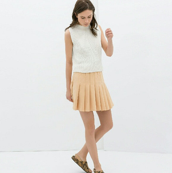 Zara Box Pleat Skirt-SALE!!