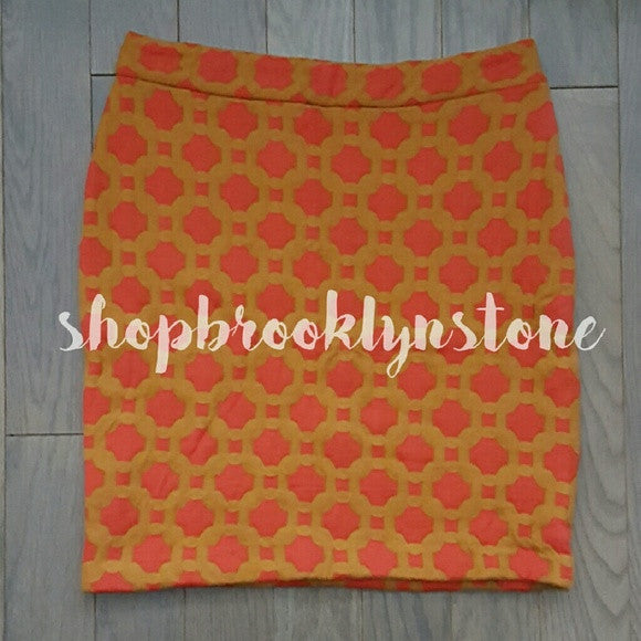Anthropologie Tile Quilted Skirt-SOLD!!