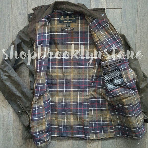 Barbour Utility Jacket- SOLD