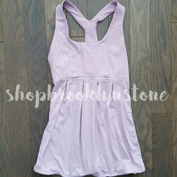 Lululemon Y-Back Tank-SOLD!!