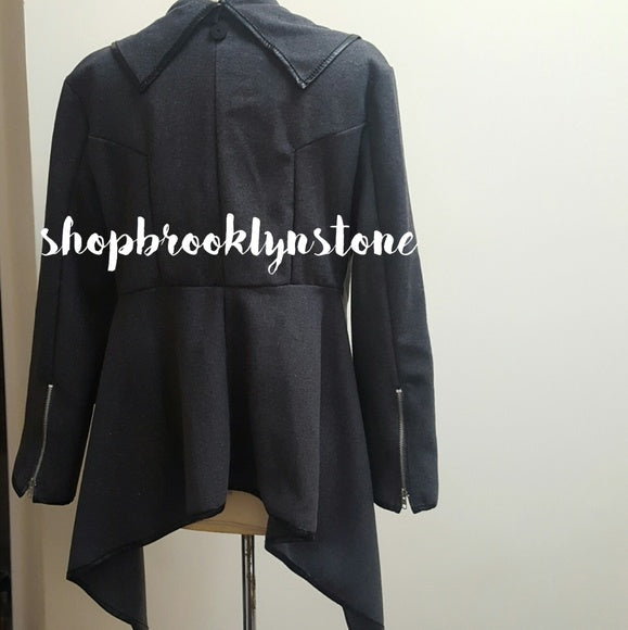 Cowl Neck Jacket - SALE!!