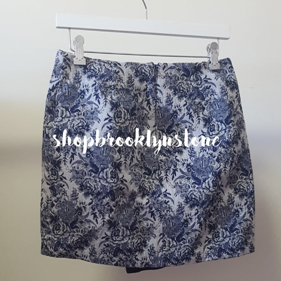 Piperlime Collection Blue Skirt  - SALE!!!
