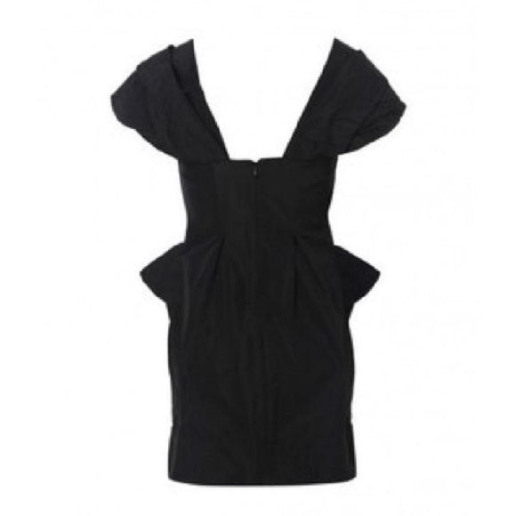 All Saints Spitalfields Black Rhine Dress - SALE!!!