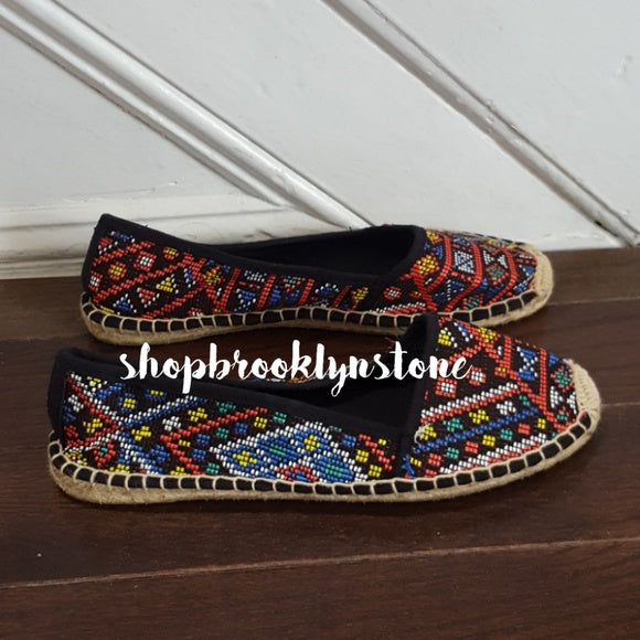 NWOB Aldo Tribal Print Flats - SOLD!!!