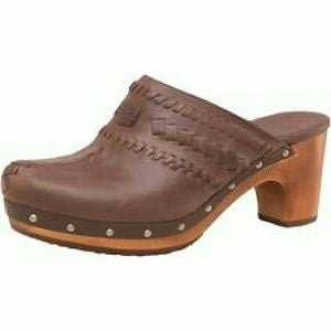 UGG Leather Clogs-SOLD!!