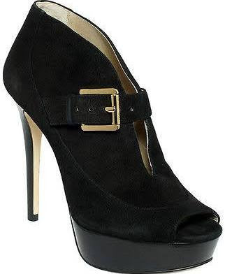 Michael Kors Eboni Booties- SOLD!!