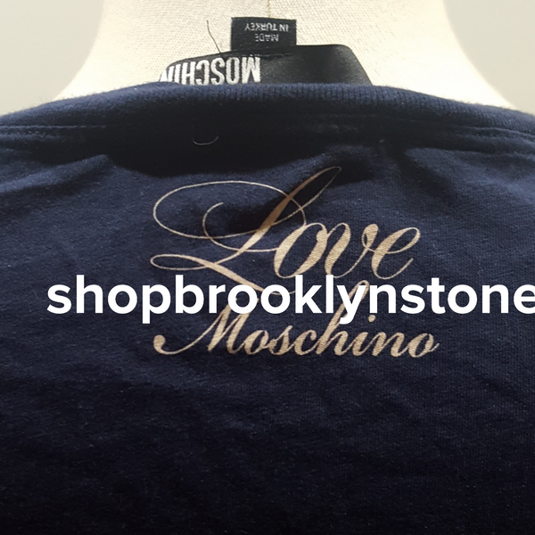 Love Moschino Long Sleeve Top - SALE!!