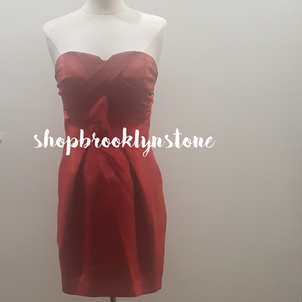 BCBG Strapless Occasion Dress-SALE!!