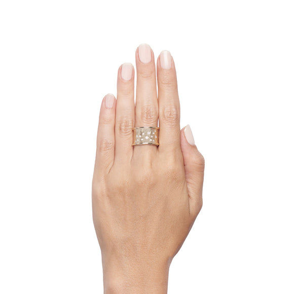 The Silver Akemi Ring