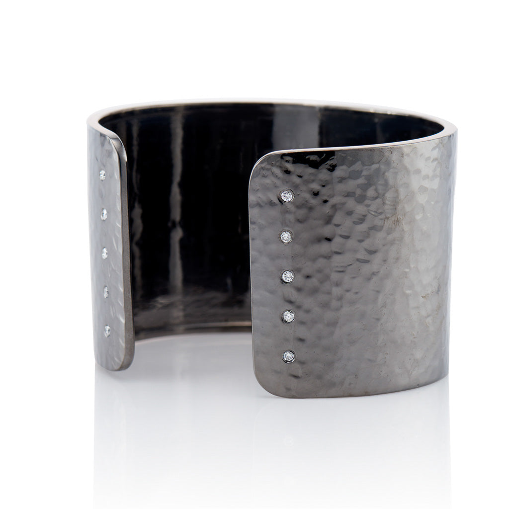 Ten Diamond Cuff