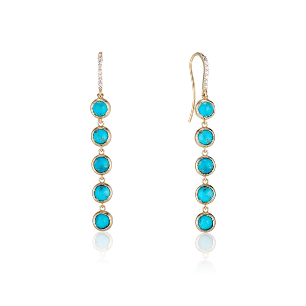 The Kingman Drop Earrings