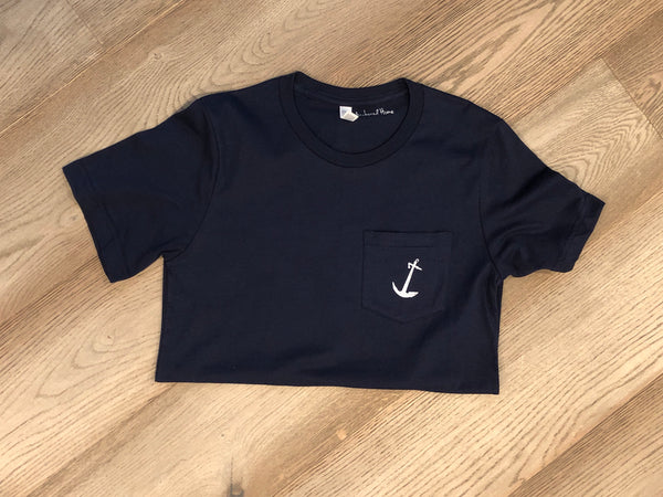 Quiver Full Pocket Tee