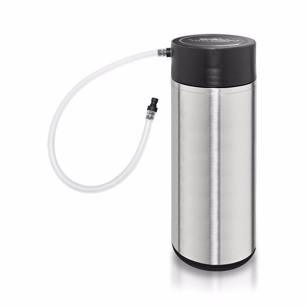 Stainless Steel Milk Frothing Cannister