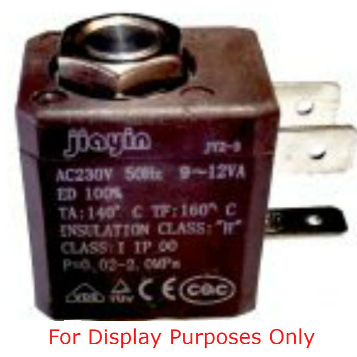 SOLENOID AND ASSEMBLY OPTIONS
