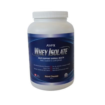 FitFX Whey Isolate Chocolate