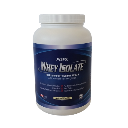 FitFX Whey Isolate Vanilla