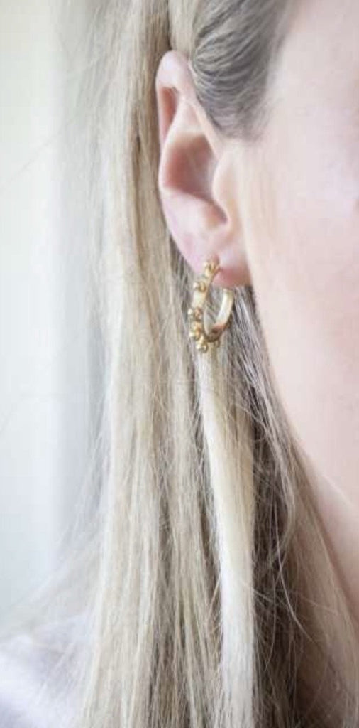 Jamie Hoop Earrings | XS
