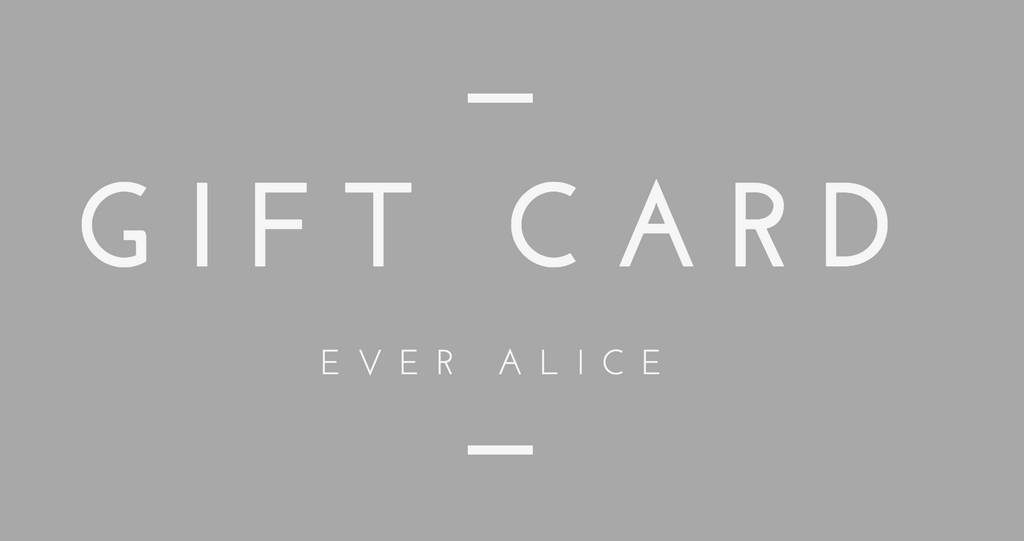 Ever Alice Gift Cards