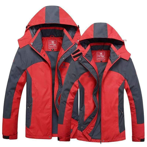 Mountaineering Jacket