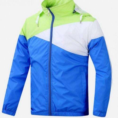 Autumn Outdoor Sports Sunscreen Jacket | At Camping