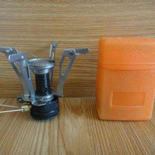 Camping Equipment Gas Stove Cooking Burner | At Camping