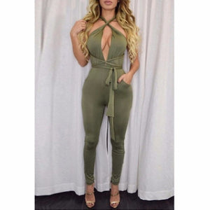 The Versatiled JumpSuit - Urban Couture - 1