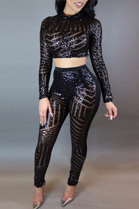 The Perfect Sequined Set - Urban Couture - 1