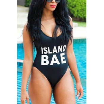 The Island Bae BodySuit / Monokini