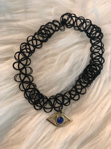 The Eye of The Beholder Choker